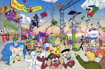 Fox_Kids_Club_1995_Centerfold